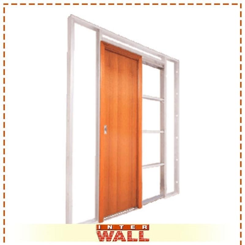 Empresa de Porta Interiores de Correr Embutidas Local Ubatuba - Empresa de Porta de Correr Embutidas para Banheiro