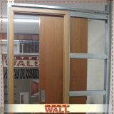 comprar porta de correr de madeira para quarto Caieiras