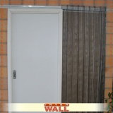 empresa de porta de correr embutida banheiro Bertioga