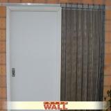 empresa de porta de correr embutidas para banheiro Bertioga
