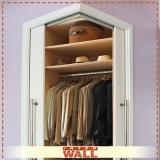 orçamento de porta de correr em madeira para closet Cubatão