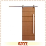 orçamento de porta de correr em madeira para quarto pequeno Caieiras