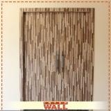 porta de correr de madeira dupla Cajamar