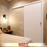 porta de madeira para quarto