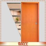 portas de correr de madeira para banheiro Taboão da Serra