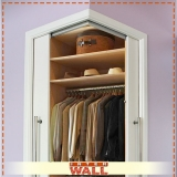 Porta de Correr Embutida para Closet