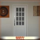 Porta Interiores de Correr Embutidas