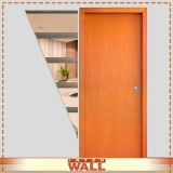 portas de madeira para corredor Salesópolis